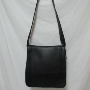 COACH Lexington Leather shoulder bag purse Italy